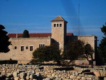 Blick auf das frühere Kloster- und heutige Museumsgebäude