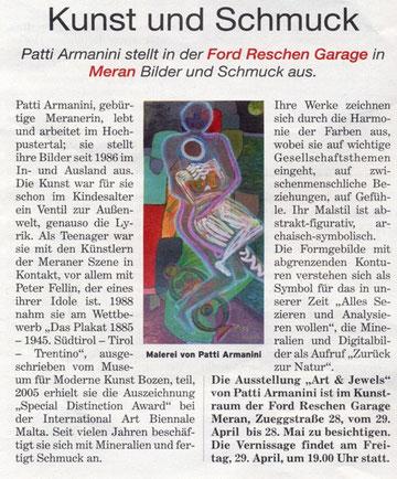 Südtiroler Tageszeitung 2011
