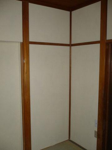 静岡県森町・H邸「室内聚楽壁塗装」施工後