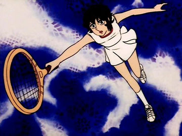 Jenny la tennista testi sigla www.cartoonlandia.net