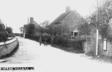 Ufton Village c.1931