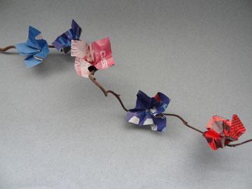 花 Hana - Fleur origami