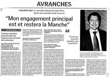 article de la Manche Libre paru le 03.02.2011