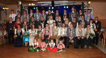 Gauschützenball 28.04.2012