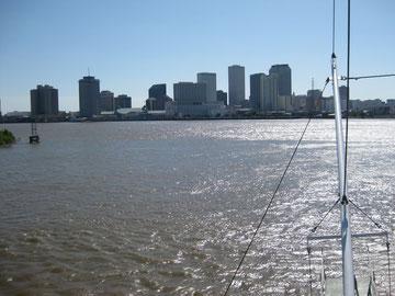 Das ist der echte Mississippi !!