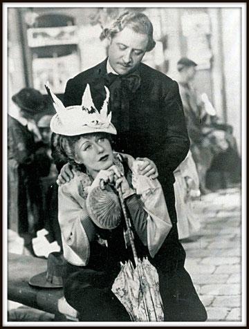 """""""Louise"""" - FILM di Abel Gange con il soprano Grace Moore."""