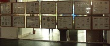 Un particolare della mostra filatelica associata al Convegno.