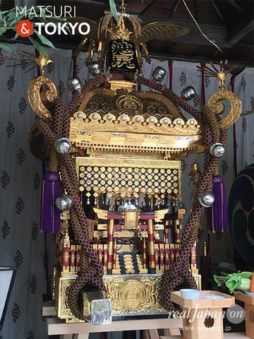 稲荷神社,世田谷,池尻,大祭,本社神輿