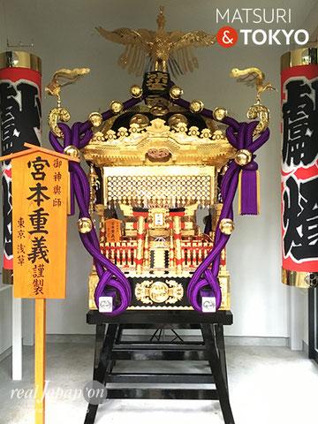 赤坂氷川祭,新調,宮神輿,江戸型,山車,徳川幕府