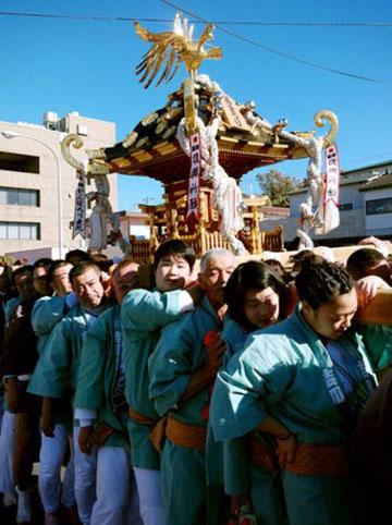 令和最初の,伊豆大島,椿祭り, 椿まつり, みこしパレード, 神輿渡御, オープニングセレモニー