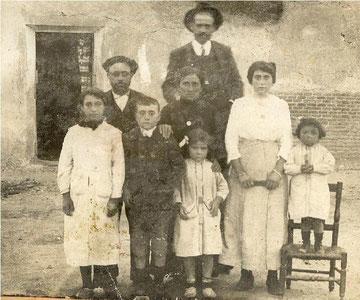 Familia de Alcorcón 1915