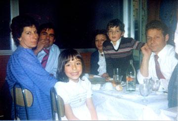 1981 en el bar de Fermina en calle Santa Gema