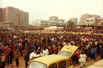 Día de la constitución 1983