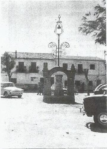 Plaza de las Fraguas años 70