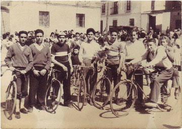 La plazuela 1967 (antigua plaza de las Fraguas)