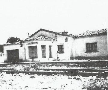Antigua estación de Alcorcón (¿años 50/60?) por Oliver_
