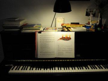 Vorweihnachtsliches Musizieren