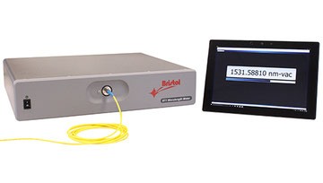 Optisches Wellenlängenmessgerät für cw und gepulste Laser