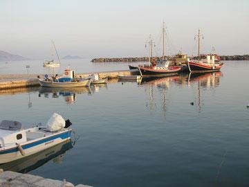 Hafen von Ormos/Samos