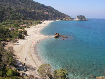 Potami Beach/Samos