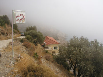 "Taverne ""The End of the World"" /Samos"