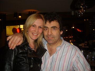 Kéty Lucy et  Claude Barzotti 2008
