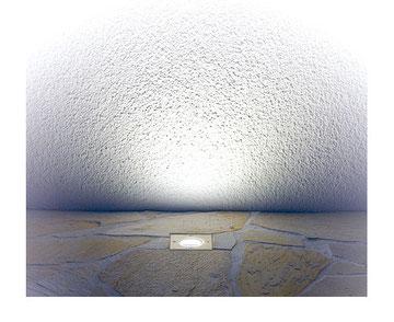 LED Bodeneinbau IP68 überfahrbar