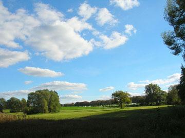 Typische Lübarser Landschaft