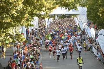 welcome-net, Eventmanagement Stuttgart, Sport-Event, Marathon in Niedernhall