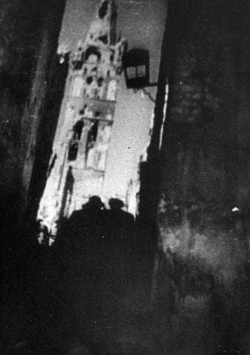 1947 г. Кадр из фильма Весна на Одере