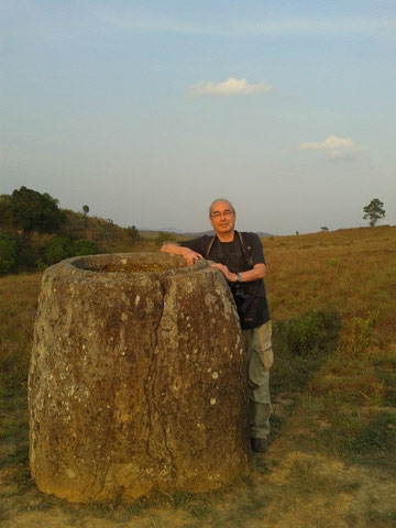 Laos - Plain of Jars