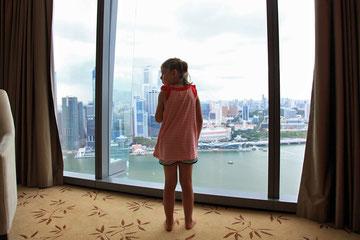 Ausblick aus dem 44. Stock