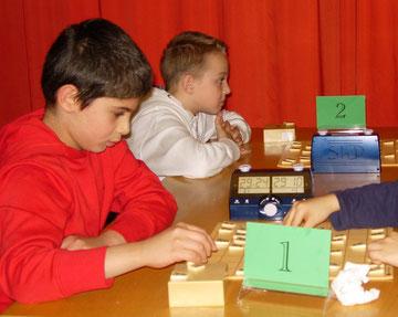 Makuan und Lazar Seite an Seite im Halbfinale