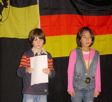 4. Platz Kirchhaldenschule Stuttgart