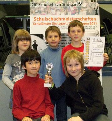 4. Platz Riedseeschule