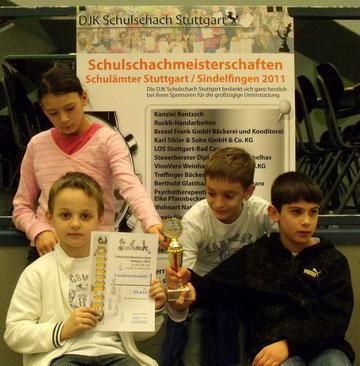 2. Platz Lerchenrainschule 1