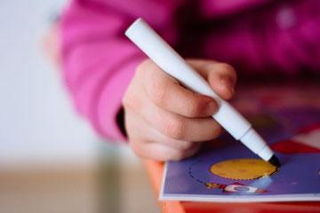 Kinderhomöopathie bei graphomotorischen Entwicklungsverzögerungen