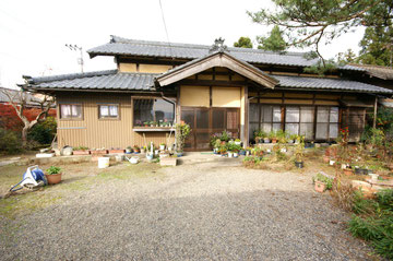 古くなった家の修復・再生(新潟市北区)修復前