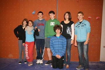 Championnat inter-régions Brives - Mars 2012
