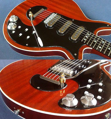 Francesco Distefano Guitars オフィシャルサイトより引用