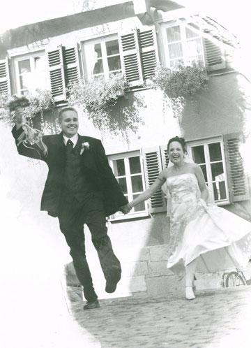 Hochzeit....2002