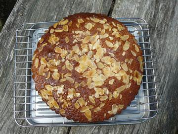 ケーキ アマンディーヌ