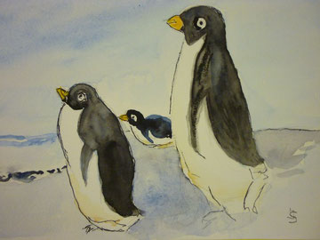 Pinguine Oktober 2012