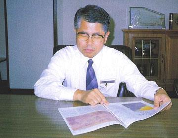 Le génial ingénieur BEN INAMURA (photo extraite du livre Z1-Vol3 - Micky Hesse)