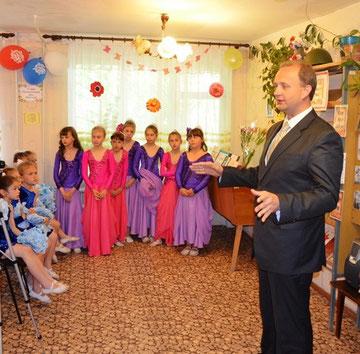 Депутат Государственного Совета РК Додонов С.В.
