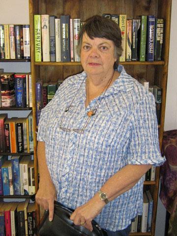 Angela Field, neé Gillitt