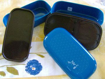 Bento box tonbo aperto