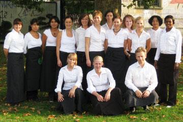 Das Cuisiniera Team