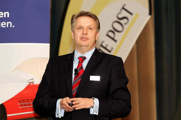 Keynote Speaker Heiko Löschen