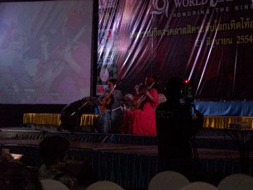 2011年6月タイ/コラート・コンサート